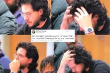 Kit Harrington's First Reaction to Jon Snow Killing Daenerys on 'GoT' is Too Pure
