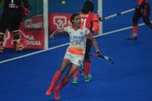 India Women's Hockey Team Beat South Korea 2-1 to Clinch Series