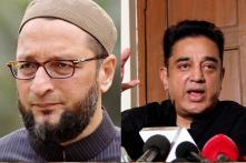 Amid Backlash over 'Godse a Terrorist' Remark, Kamal Haasan Finds Support from Asaduddin Owaisi