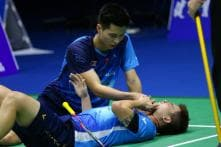 Blood, Sweat and Tears: Malaysia Exit Sudirman Cup After Freak Injury