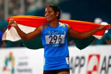 For Dutee Chand, The Battle Over Same-Sex Love is a Very Lonely One​