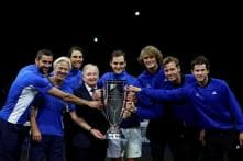 Laver Cup Becomes Official ATP Event