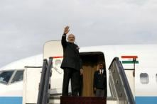 India Requests Pakistan to Let PM Modi Fly Through Its Airspace