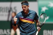 Roland Garros: Juan Martin del Potro Powers into Second Round of French Open