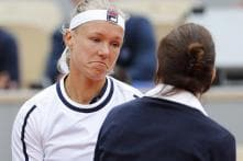 Roland Garros: Fourth Seed Kiki Bertens Retires from French Open with Illness