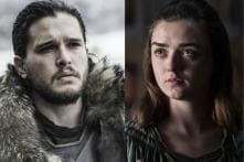 Jon Snow and Arya Stark Are in Love in Original 'Game of Thrones' Draft