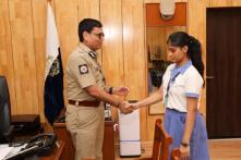 Made Deputy Commissioner for a Day, ISC Topper 'Orders' Cop Father to Return Home Early