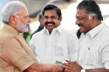 In a First, No Tamil Nadu MP in Central Cabinet; OPS-EPS Rift Keeps AIADMK Away from Modi's Team