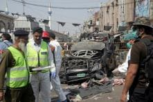 Five Police Officials Among 10 Killed in Suicide Blast Near Sufi Shrine in Lahore