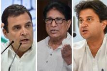 Rahul Gandhi, Jyotiraditya Scindia, Ajit Singh: Rejected by Voters, Sun Sets on Political Dynasts