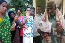 India's First Voter, 98-Year-Old Piggybacking on Son: This Election, Democracy is the Real Winner