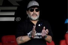 Angry at Being Dubbed a Hustler, Diego Maradona Dismisses New Film