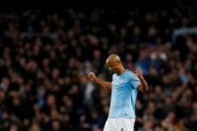 Everyone was Asking Me Not to Shoot: Kompany after Gorgeous Strike for Manchester City