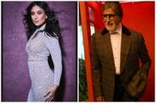 Amitabh Bachchan Bandaging Baby Kareena Kapoor's Foot is the Cutest Thing on the Internet Today