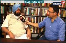 Elections 2019, 7th Phase: Amrinder Singh Sounds Confident Of His Win