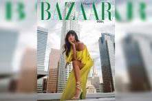 Harper's Bazaar's New Cover, Shot on a Smartphone, Makes a Raw & Real Statement