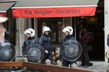 Yellow Vest Protest in Brussels Turns Violent; Police Use Pepper Spray