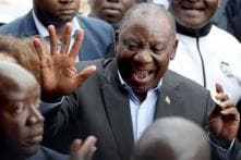 South African President Cyril Ramaphosa's Ruling ANC Wins Parliamentary Polls With Absolute Majority