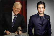 Shah Rukh Khan to Appear On David Letterman's Talk Show on Netflix