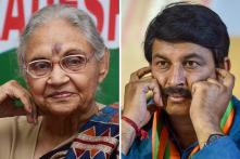 Sheila Dikshit vs Manoj Tiwari: Will North East Delhi Vote for Past Glory or Deliver a Purvanchali Punch?