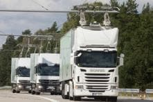 Germany's New Electric Highway Aims At Reducing Emissions From Commercial Trucks
