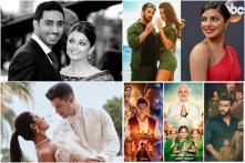 Aishwarya Rai Calms Down Abhishek Bachchan From Reacting to Vivek Oberoi's Meme, Priyanka-Nick Celebrate First Love Anniversary