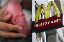 McBaby: Woman Gives Birth in McDonald's Car Park, Husband Rushes to Order Burger