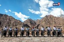 Himalayan Heights: Conquering Karakoram Pass on a Motorcycle