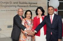 University of Houston Renames Engineering Building After Indian-American Couple
