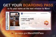 You Can Put Your Name on The NASA Mars Rover 2020, And It Will Remain on the Red Planet