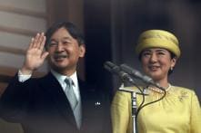 Cheers And Screams As Japan's New Emperor Naruhito Greets Citizens For First Time