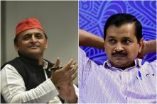 Akhilesh Tweets After Meeting AAP's Sanjay Singh. This is What Kejriwal Had to Say