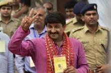 Bhojpuri Singer-actor Manoj Tiwari Retains North East Delhi Seat Comfortably
