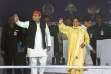 Mayawati, Akhilesh Step Up Attack on PM Modi in Varanasi Rally