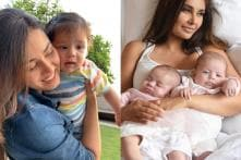 Newborns are Lighting Up This  Mother's Day for Celebs Like Neha Dhupia, Sania Mirza