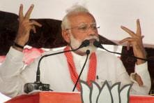 'Hua Toh Hua' is Mantra of 'Arrogant' Congress, Says PM Modi at Rally in Uttar Pradesh