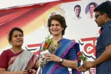 Undeterred by Drubbing, Priyanka Gandhi Begins Preparing Ground for Upcoming UP Bypolls on 12 Assembly Seats