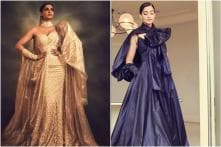 Sonam Kapoor Transforms Into 'Modern Maharani' at Cannes 2019, See Pics