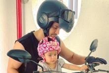 Kunal Kemmu's Daughter Inaaya Naumi Gives Him the 'Bestest' Birthday Gift Ever, See Here