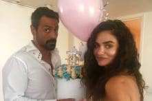 Arjun Rampal Hosts Grand Baby Shower for Girlfriend Gabriella Demetriades, See Pics