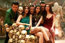 Salman Khan, Vidya Balan, Shikhar Dhawan Join Akshay Kumar on Housefull 4 Set