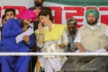 Priyanka Gandhi Blames Shiromani Akali Dal for Desecration of Guru Granth Sahib