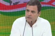 Masood Azhar a Terrorist But Who Sent Him to Pak, Asks Rahul as BJP Claims Credit for UN Listing
