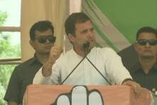 Rahul Taunts Modi for 'Cloud' Remark, Asks If All Aircraft Disappear from Radar When It Rains in India