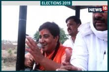 Elections 2019: Pragya Thakur Reacts To The Ban Imposed On Her