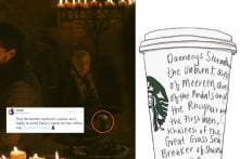 'Game of Thrones' Coffee Gaffe Gave Starbucks Over $2 Billion in Free Advertising