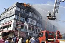 Ghaziabad Admin Seals 7 Coaching Centres for Violating Anti-fire Norms Days Surat Incident