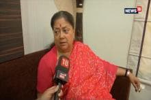 """""""We Were Confident Of Winning All The Seats In Rajasthan"""", Says Vasundhara Raje"""