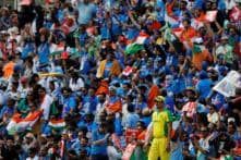 Spirited Fans Make India Feel at Home at The Oval