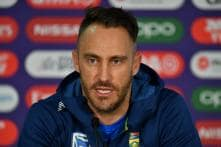 Cricket World Cup 2019   We Have Real Purpose in Next Five Games: du Plessis